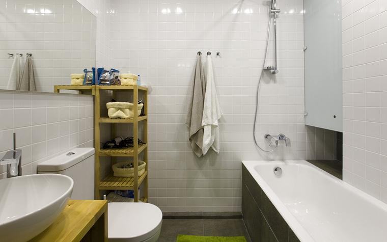 интерьер ванной - фото № 33622