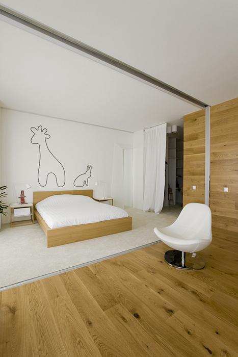 Фото № 33617 спальня  Квартира