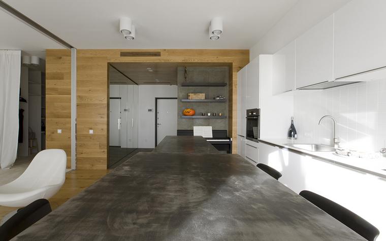 Фото № 33603 кухня  Квартира