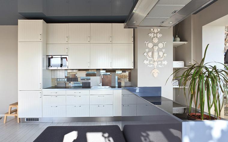 Фото № 33676 кухня  Квартира