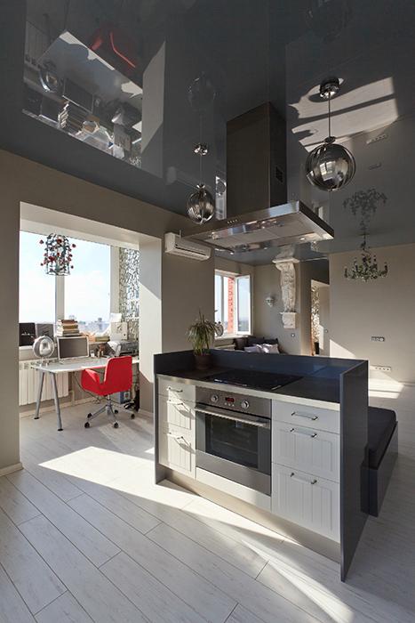 интерьер кухни - фото № 33677
