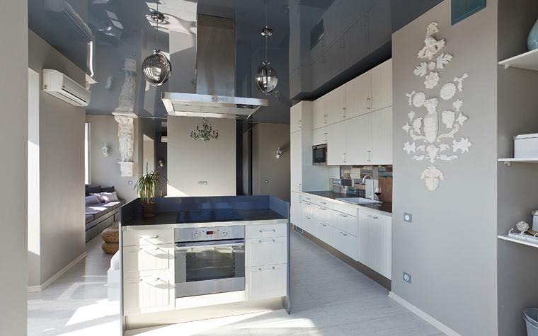 интерьер кухни - фото № 33680