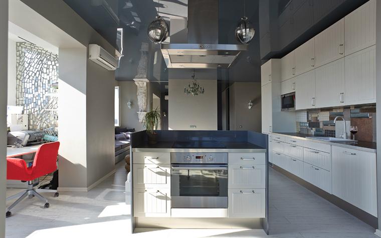 интерьер кухни - фото № 33712