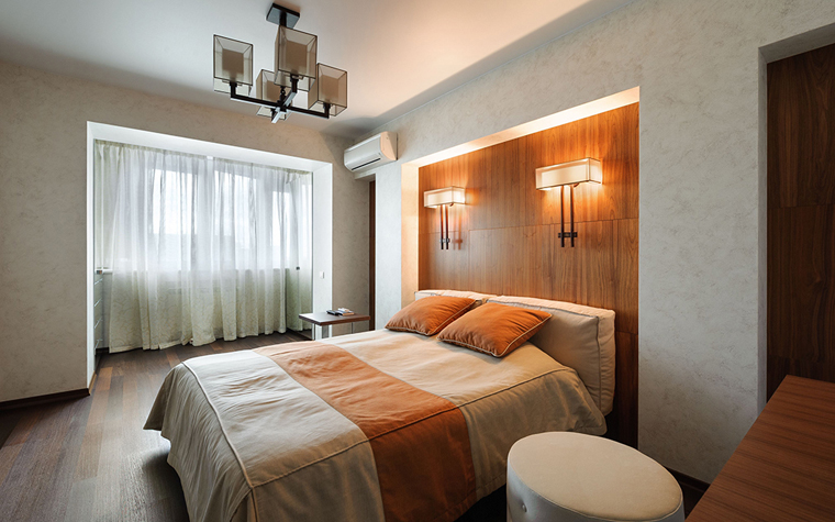 интерьер спальни - фото № 33743