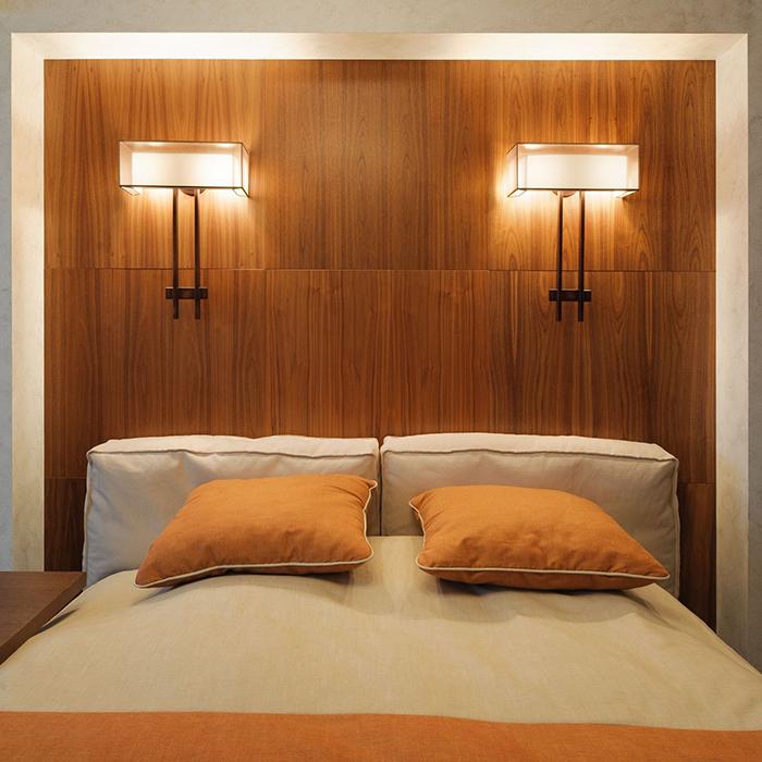 интерьер спальни - фото № 33745