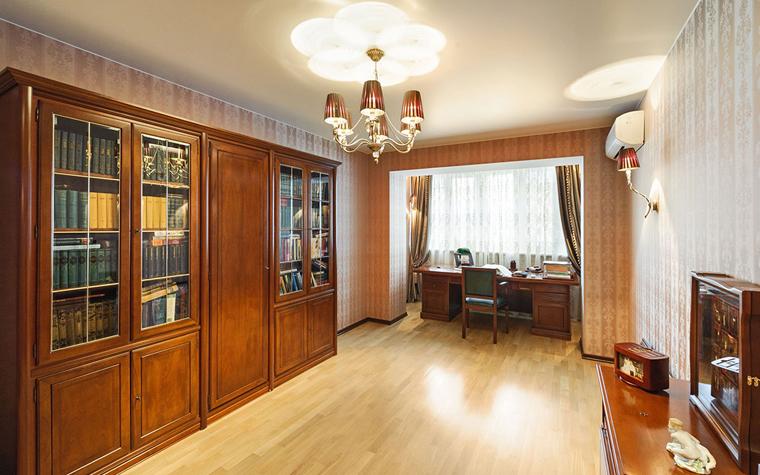 интерьер кабинета - фото № 33748