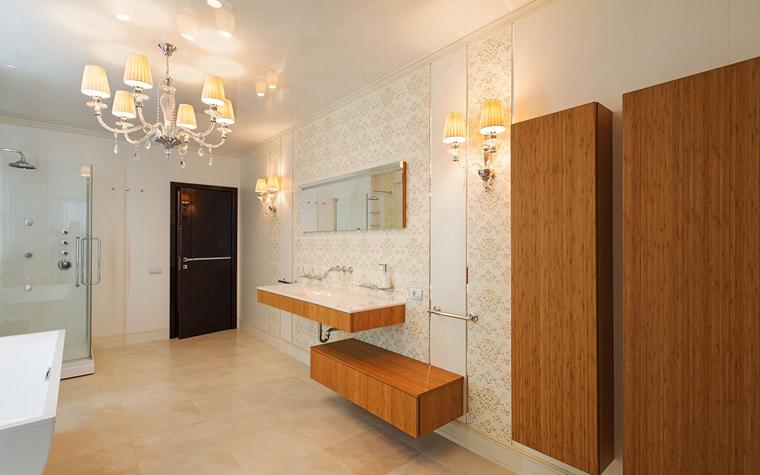 интерьер ванной - фото № 33749