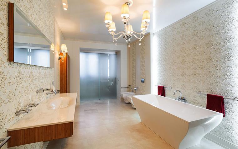 интерьер ванной - фото № 33751