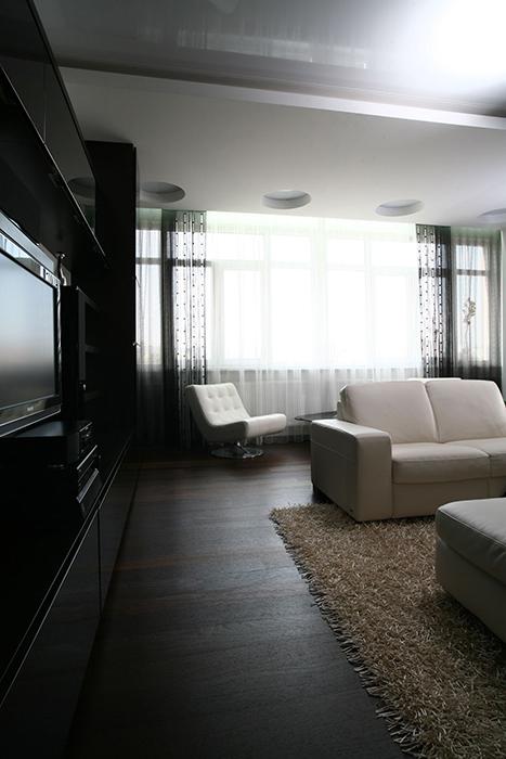 интерьер гостиной - фото № 33782