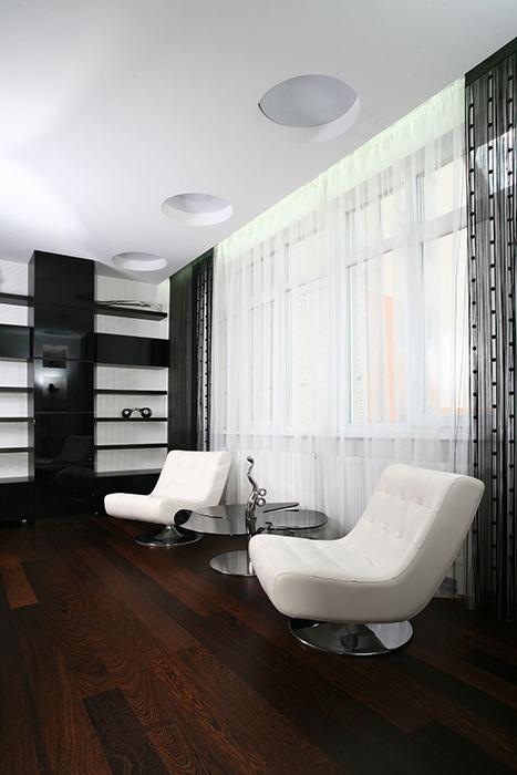интерьер гостиной - фото № 33785