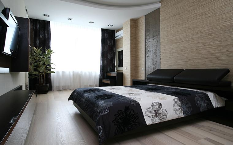 интерьер спальни - фото № 33790