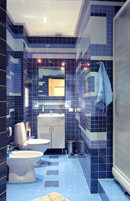 интерьер ванной - фото № 33804
