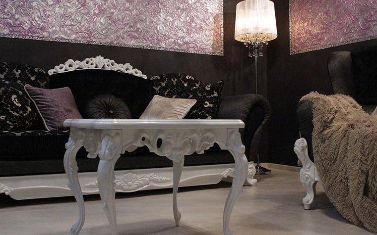 интерьер гостиной - фото № 33823