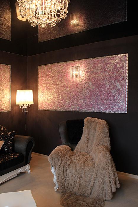 интерьер гостиной - фото № 33825