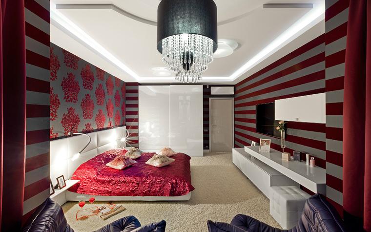Фото № 33814 спальня  Квартира
