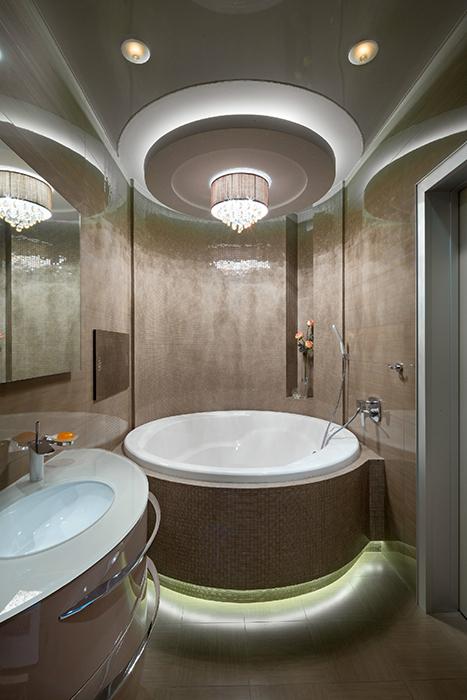 Фото № 33817 ванная  Квартира