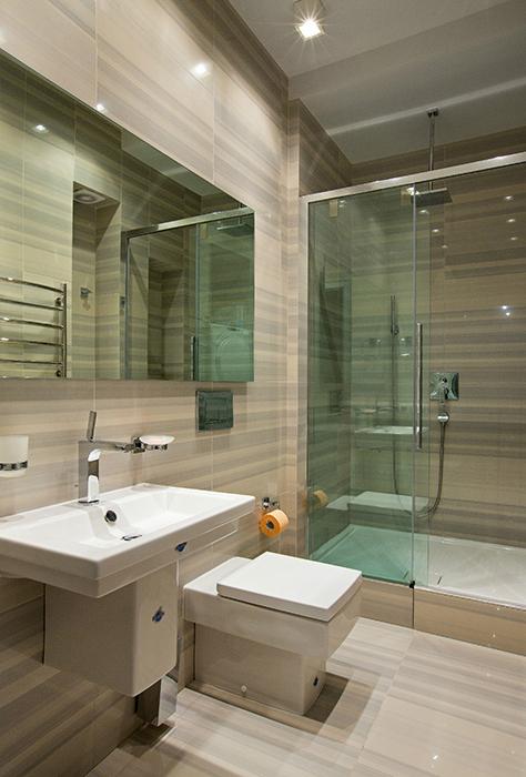 интерьер ванной - фото № 33818