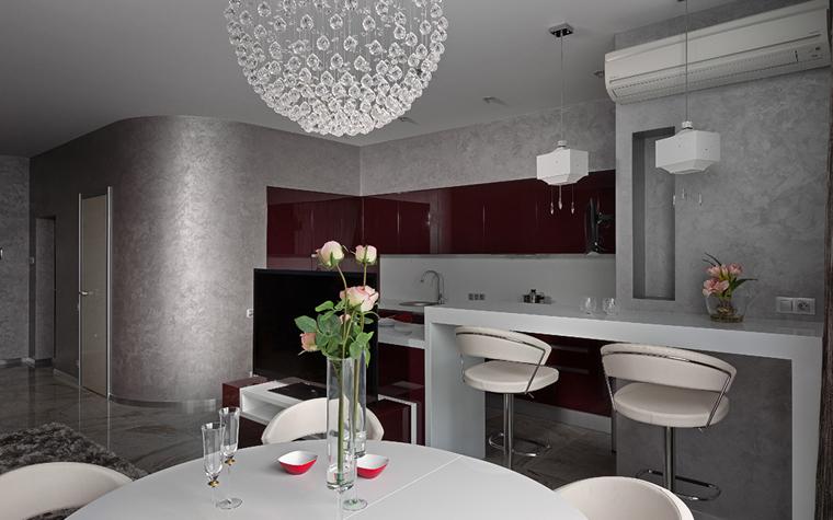 Фото № 33819 кухня  Квартира