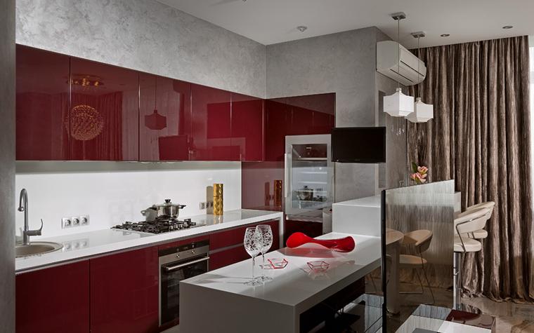 Фото № 33815 кухня  Квартира