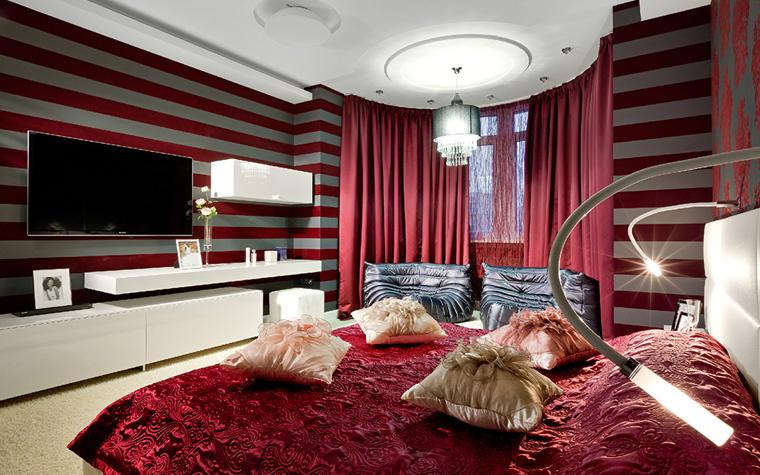 Фото № 33811 спальня  Квартира