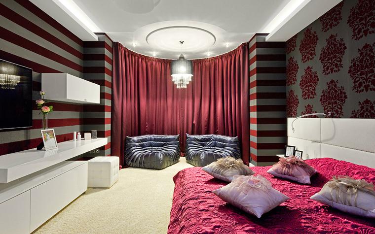Фото № 33812 спальня  Квартира