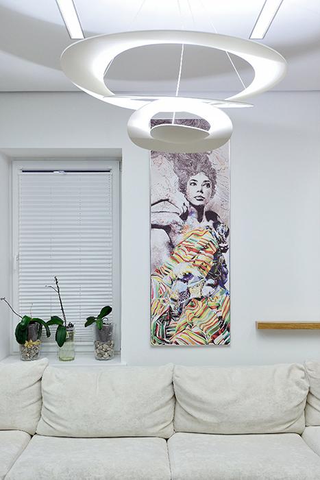 Фото № 33848 гостиная  Квартира