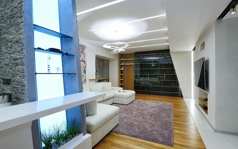 Фото № 33849 гостиная  Квартира