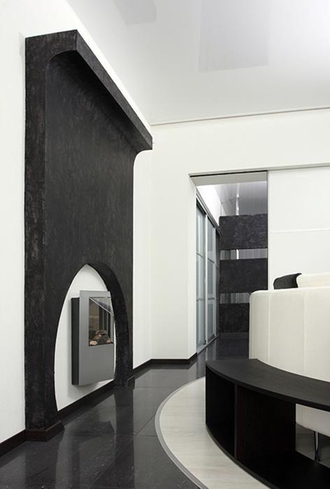 Фото № 33999 гостиная  Квартира