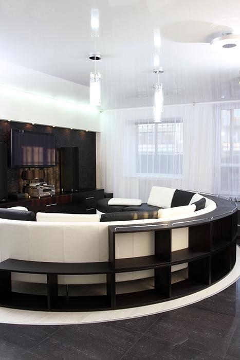 Фото № 34000 гостиная  Квартира