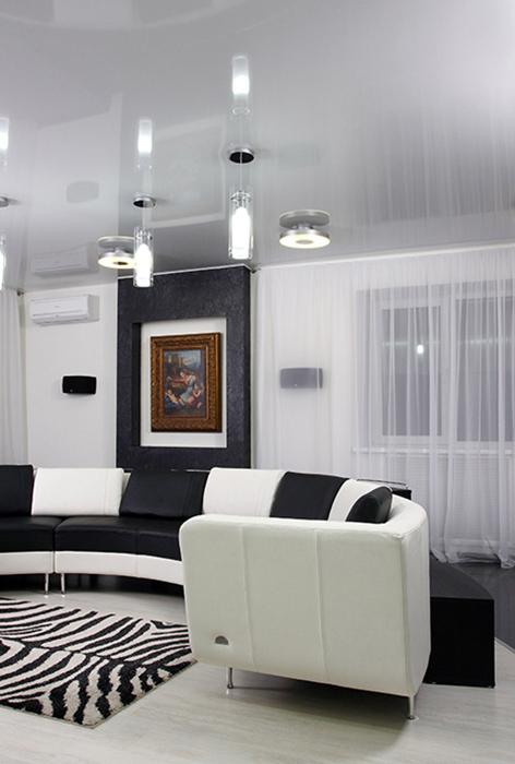 Фото № 34003 гостиная  Квартира