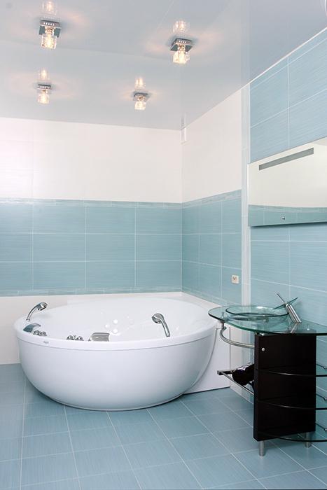 интерьер ванной - фото № 33988