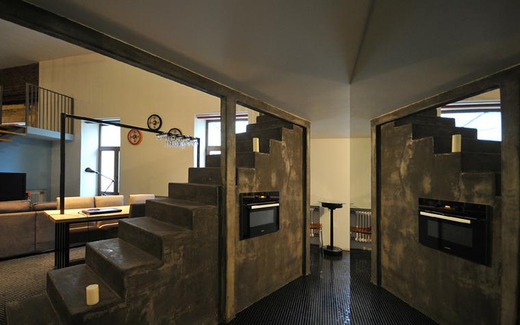 интерьер холла - фото № 34032