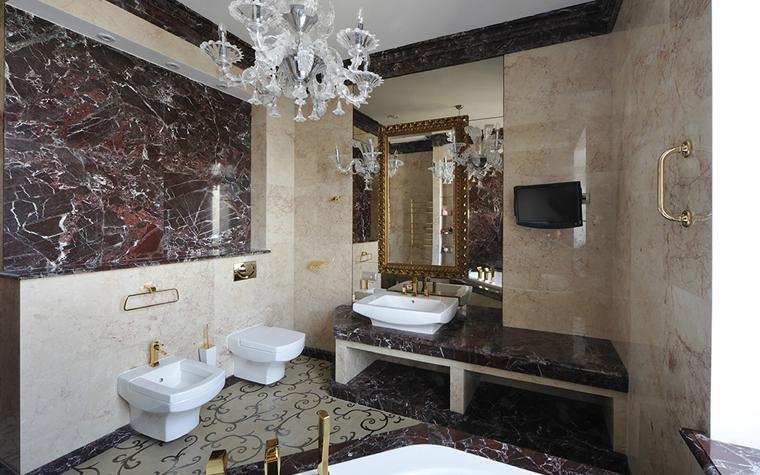 интерьер ванной - фото № 34041