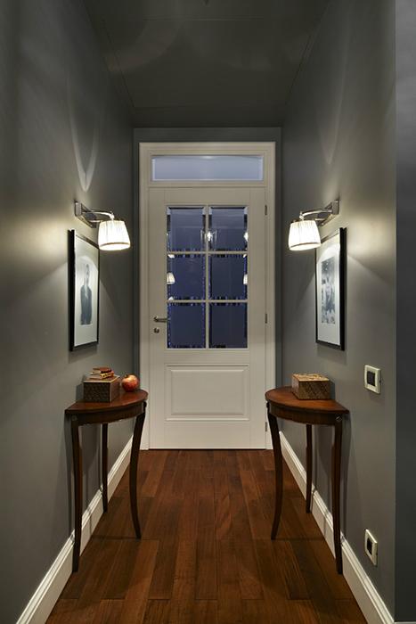Квартира. холл из проекта , фото №34062