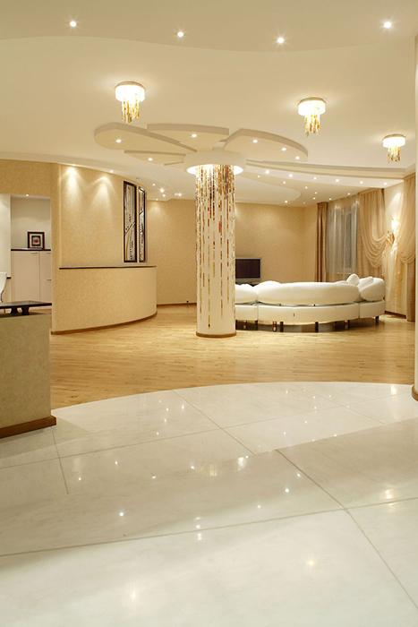 интерьер гостиной - фото № 34108