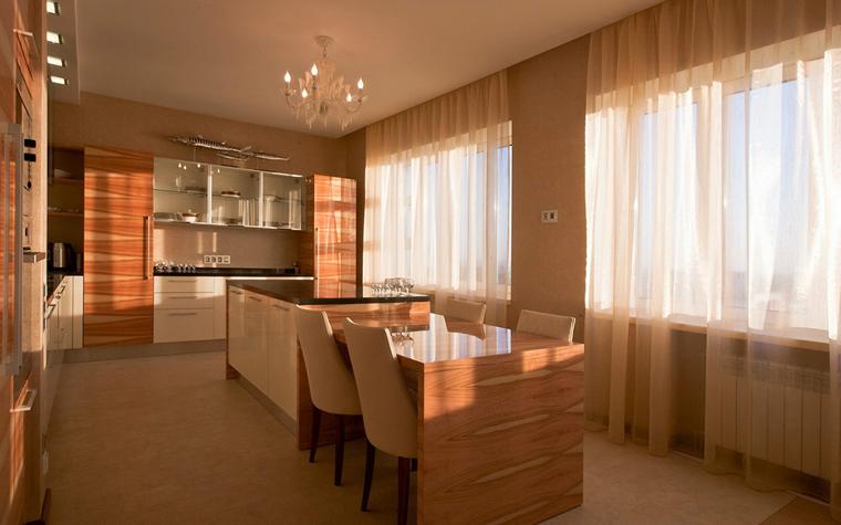 Квартира. кухня из проекта , фото №34121
