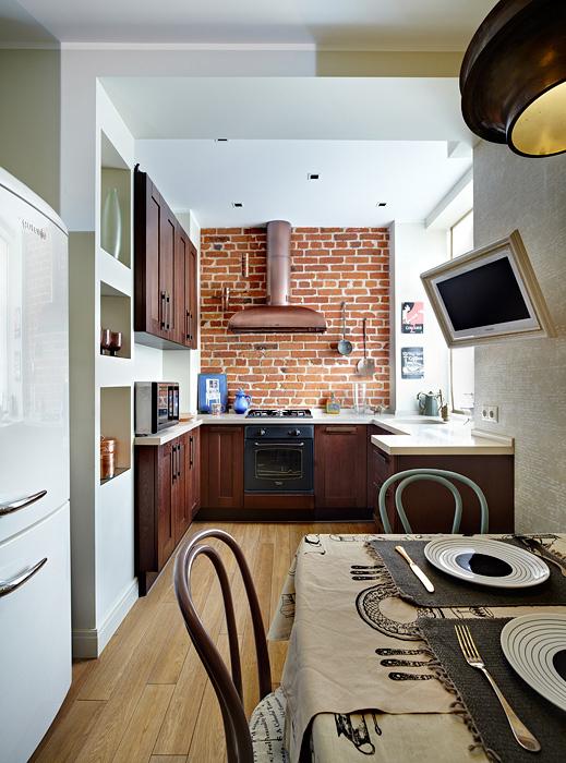 кухня - фото № 34173