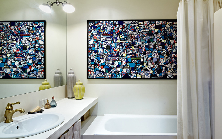 интерьер ванной - фото № 34186