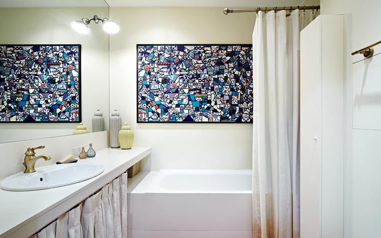 Фото № 34187 ванная  Квартира