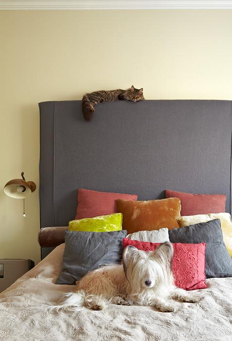 Фото № 34176 спальня  Квартира