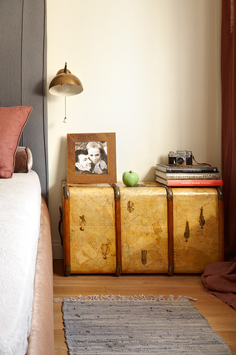 Фото № 34180 спальня  Квартира