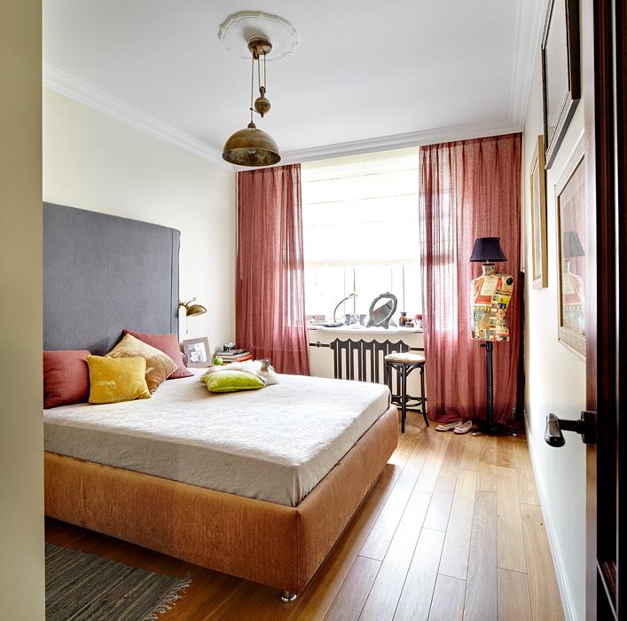 Фото № 34177 спальня  Квартира