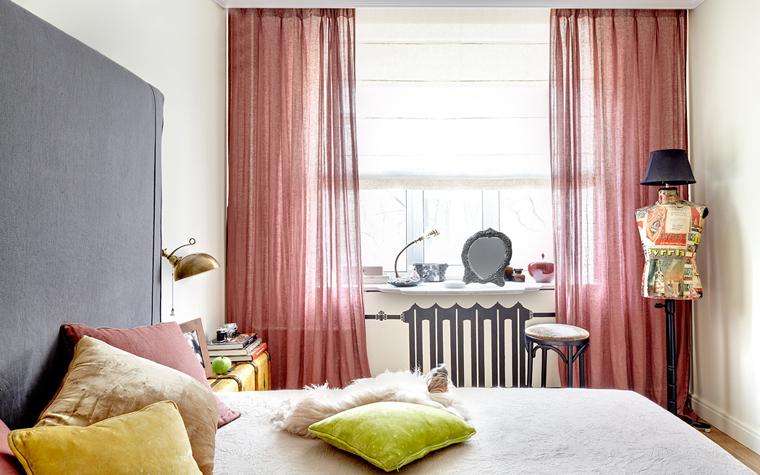 Фото № 34178 спальня  Квартира