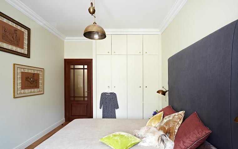 Фото № 34179 спальня  Квартира
