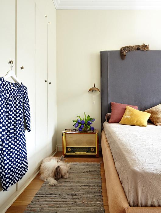 Фото № 34183 спальня  Квартира