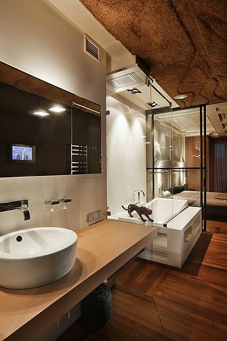 интерьер ванной - фото № 34302