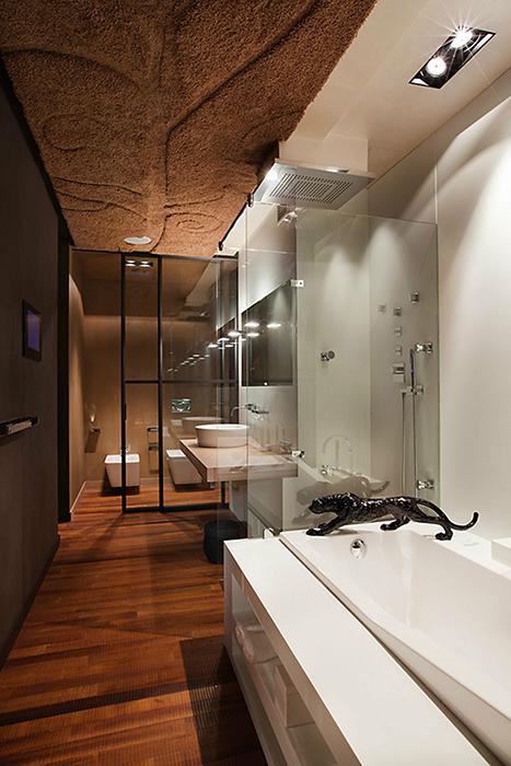 интерьер ванной - фото № 34301