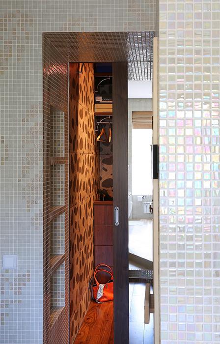 Квартира. ванная из проекта , фото №34317