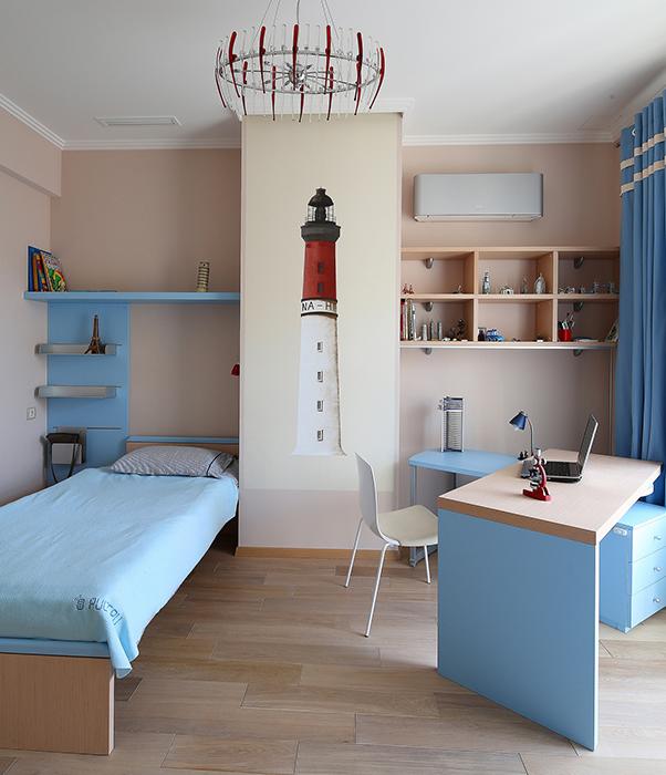 Фото № 34315 детская  Квартира