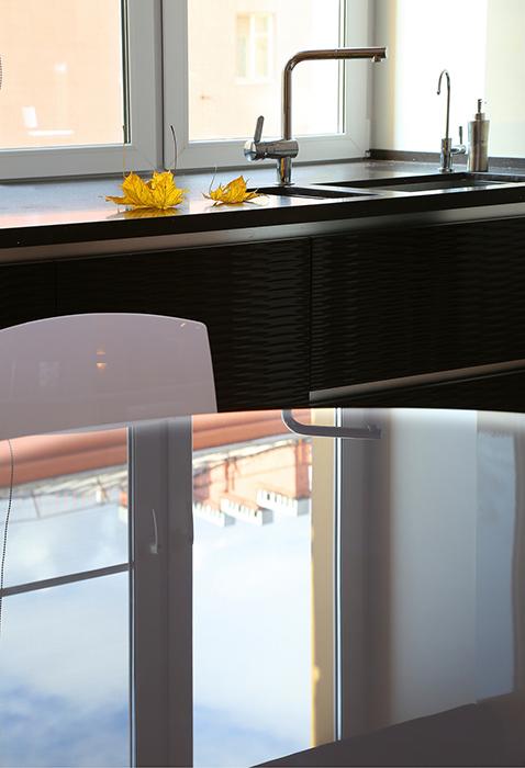 Фото № 34311 кухня  Квартира